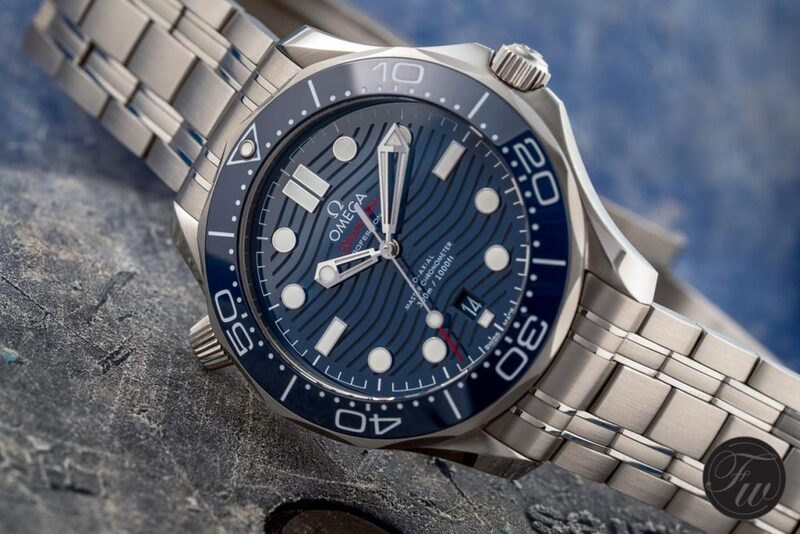 Two For Tuesday: Omega Speedmaster Professional Vs. Seamaster 300M