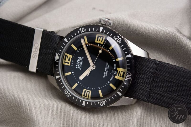 Two For Tuesday: Oris Divers Sixty-Five Vs. Big Pointer Date