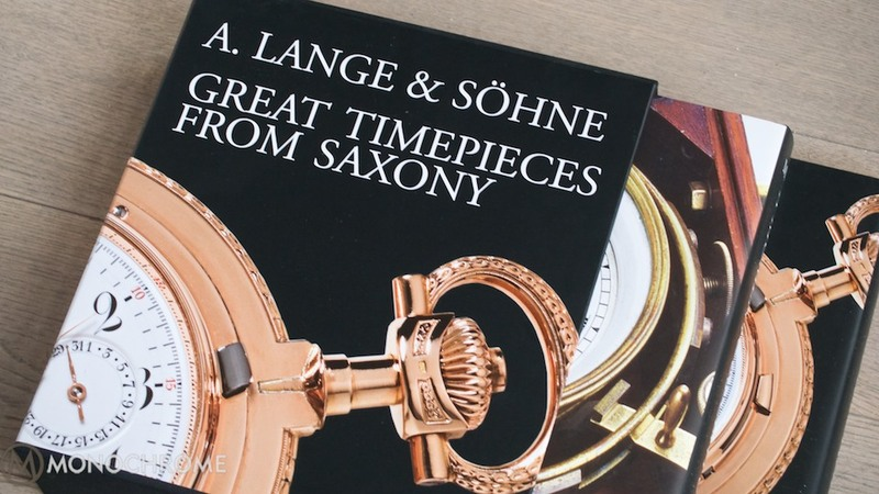 WIN: A. Lange & Söhne – Great Timepieces From Saxony – Book by Reinhard Meis