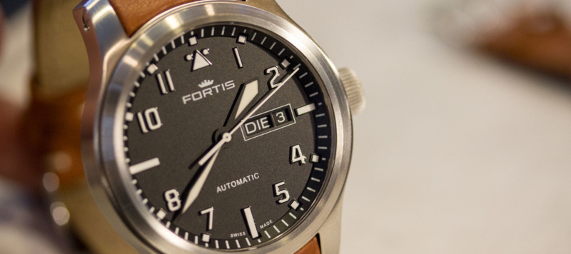WatchBuys Named Fortis North American Distributor