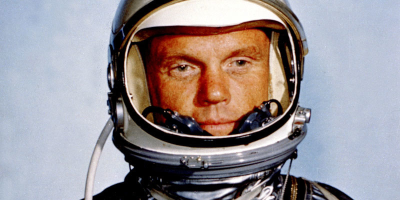 Watches in Space: John Glenn and the Heuer 2915A