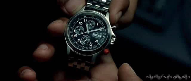 Watches on the Screen: Hamilton, The Movie Brand