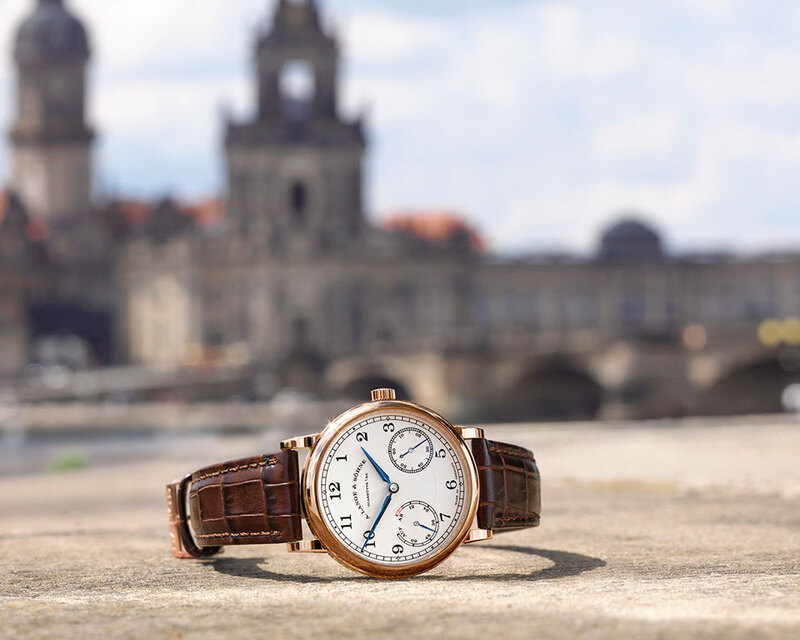 Weekly Watch Photo – A. Lange & Söhne 1815 Up/Down and Rattrapante Perpetual Calendar