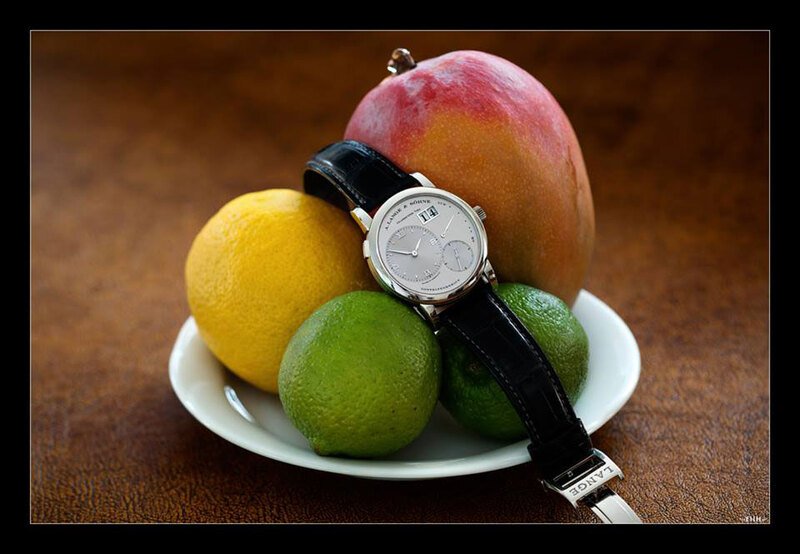 Weekly Watch Photo – A. Lange & Söhne Still Lifes