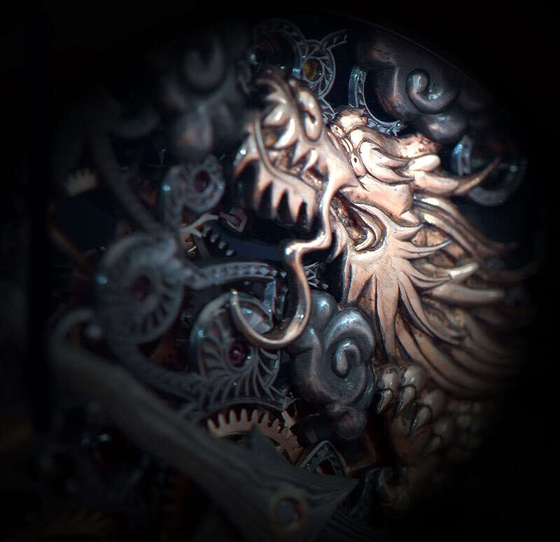 Weekly Watch Photo – Cornelius & Cie Dragon Gate Legend