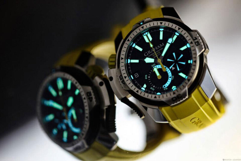 Weekly Watch Photo – Graham Chronofighter Prodive Professional