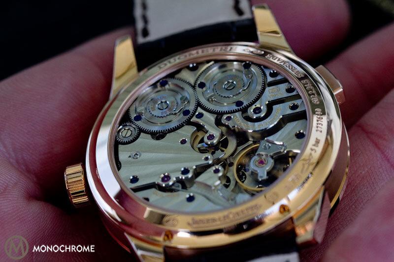 Weekly Watch Photo – Jaeger-LeCoultre Duomètre à Quantième Lunaire 40.5