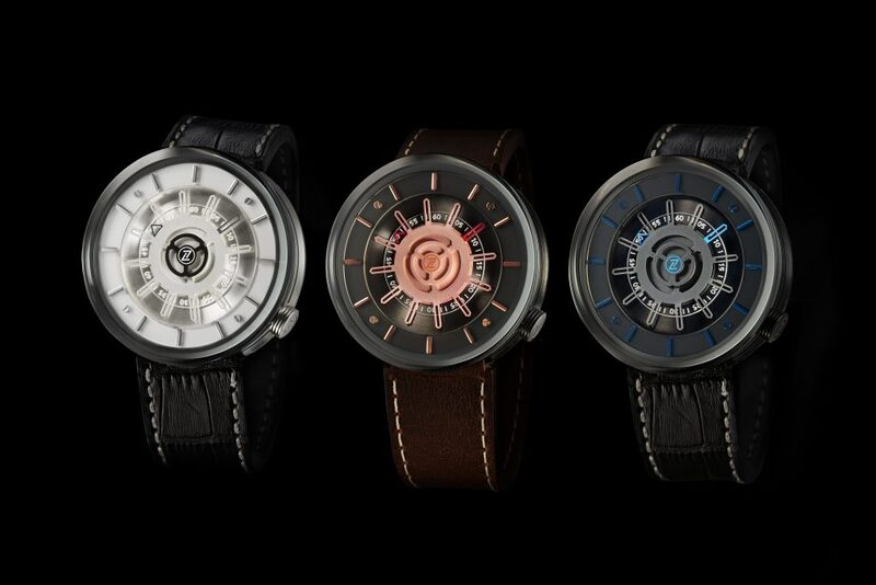 Zelos Watches Returns with the Zelos Cosmos