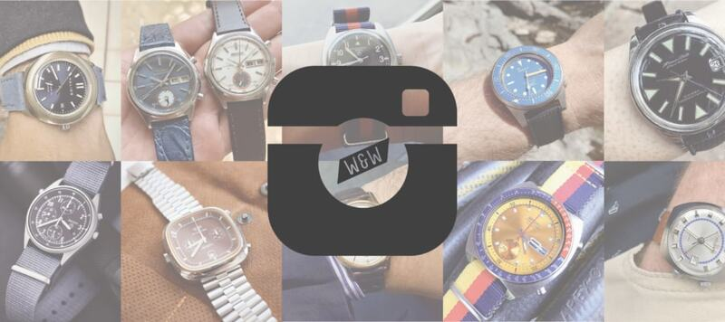 w&w Instagram Round-Up with a Heuer Silverstone, a Hamilton W10, and More