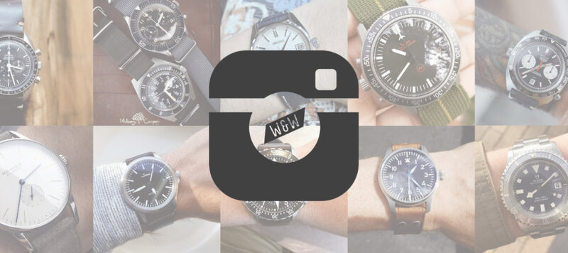 w&w Instagram Round-Up with a Sinn EZM1, a Vintage King Seiko, and More