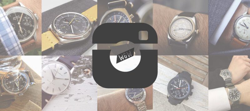 w&w Instagram Round-Up with a Smiths W10, a California-Dial Rolex Bubbleback, and More