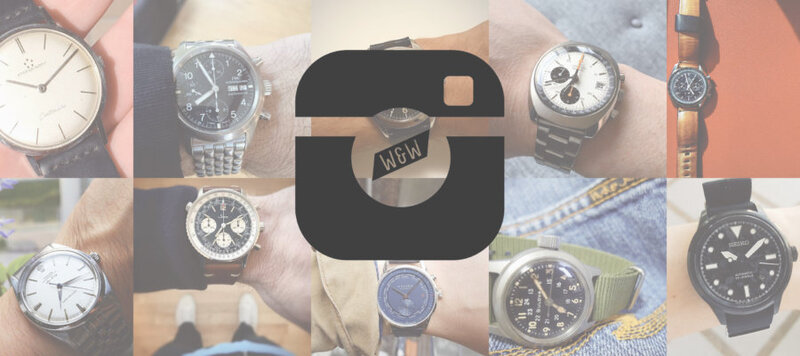 w&w Instagram Round-Up with an IWC Flieger Chronograph 3706, Sinn 903, and More