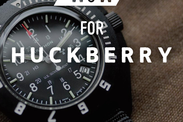 worn&wound for Huckberry: a Curated Shop